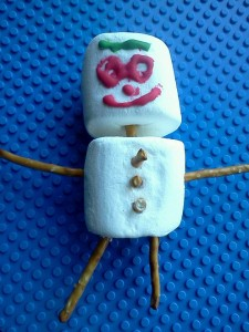 The adorable and VERY sweet Mr. Bill, created by Jonas (and Ria)