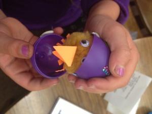 Pom-Pom Chick by Olivia