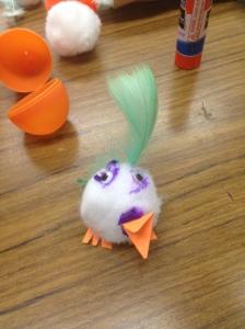 Pom-Pom Chick by Jonas