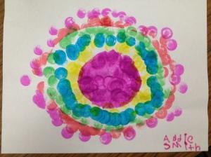 Dot Art by Addie