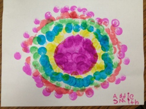 Dot Art by Addie
