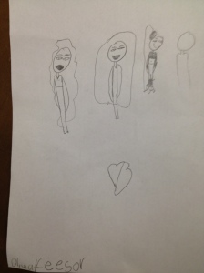 Drawings by Olivia