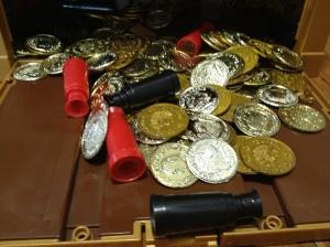 The Treasure!