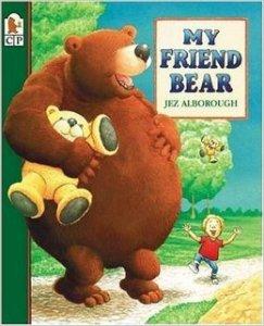 my friend bear